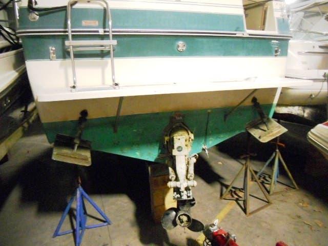 Sea Ray 268 Sundancer