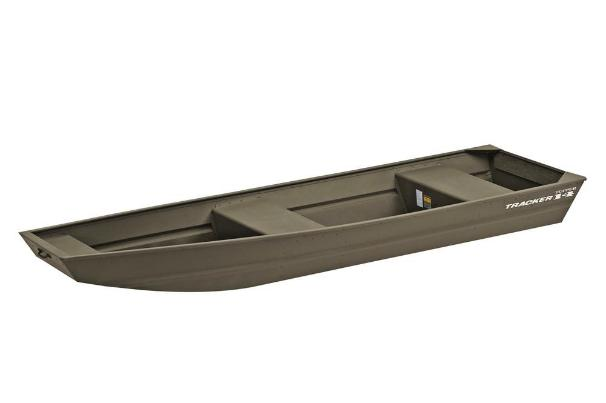 Tracker Topper 1436 Riveted Jon Boat Manufacturer Provided Image