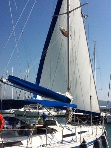 Moody 34 Sail