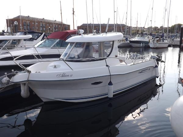 Quicksilver Quicksviler 640 Pilothouse
