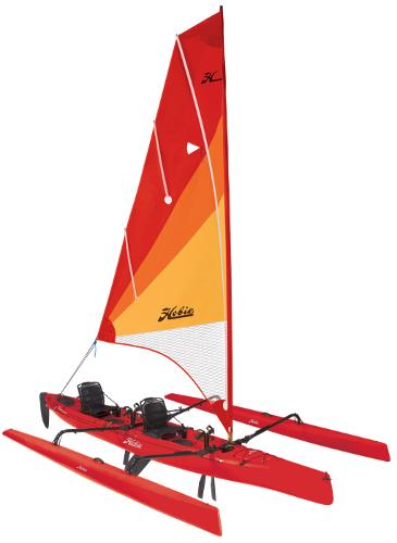 Hobie Cat Tandem Adventure Island