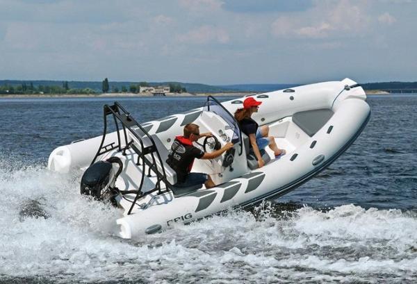 Brig Inflatables Navigator Adventurer 485H