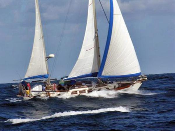Delta Yachts Delta 45 Ketch