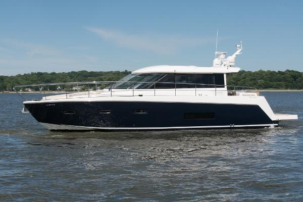 Sealine C48 Port Profile