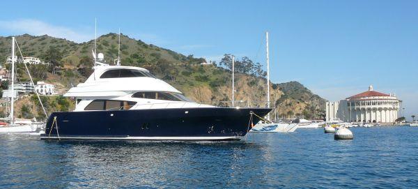 McKinna Yachts Skylounge Yacht Photo 1