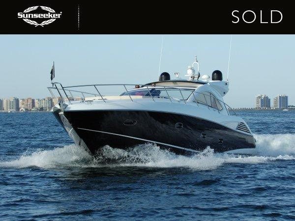 Sunseeker Predator 54 JUST