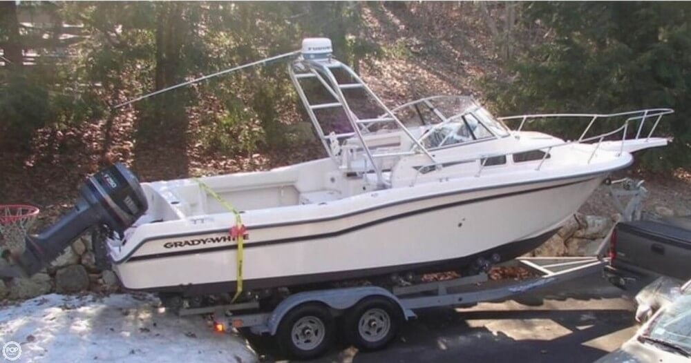 Grady-White 248 Voyager 1999 Grady-White 248 Voyager for sale in Boxford, MA