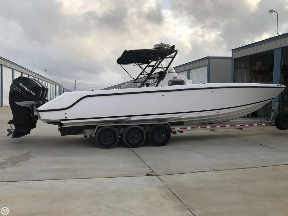 Donzi 35 ZF AMH 2007 Donzi 35 ZF AMH for sale in League City, TX