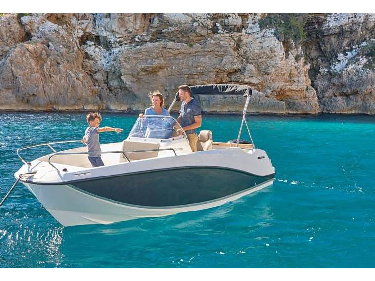 Quicksilver QUICKSILVER ACTIV 555 OPEN SMART