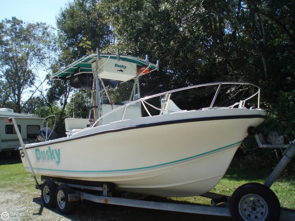 Dusky Marine 227 1994 Dusky Marine 227 for sale in Foley, AL