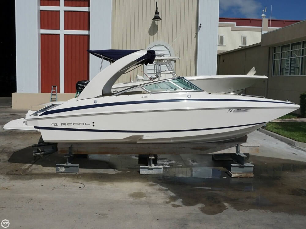 Regal 27 Fasdeck 2012 Regal 27 FasDeck for sale in Saint Petersburg, FL