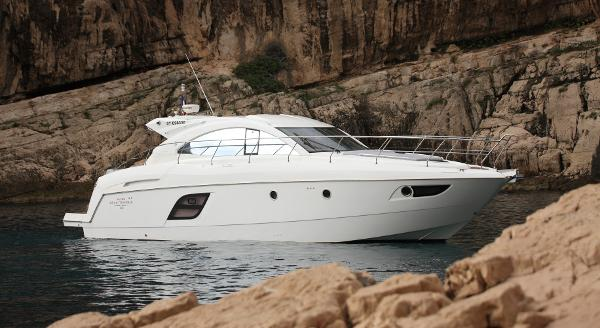 Beneteau   Gran Turismo 49 Manufacturer Provided Image
