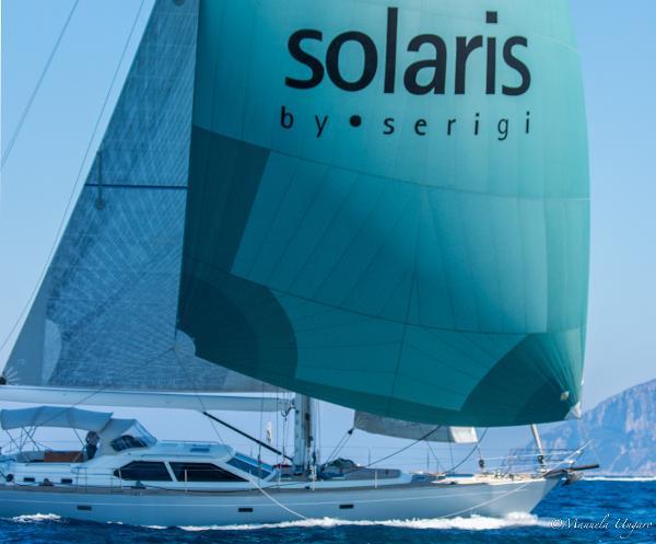 Solaris 72 DH raised saloon