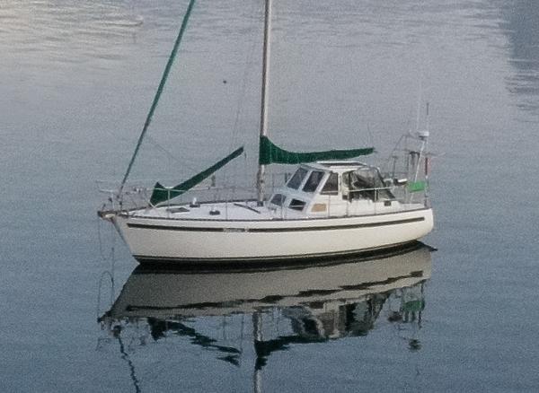Custom Pedersen 45 Cutter/Pilothouse