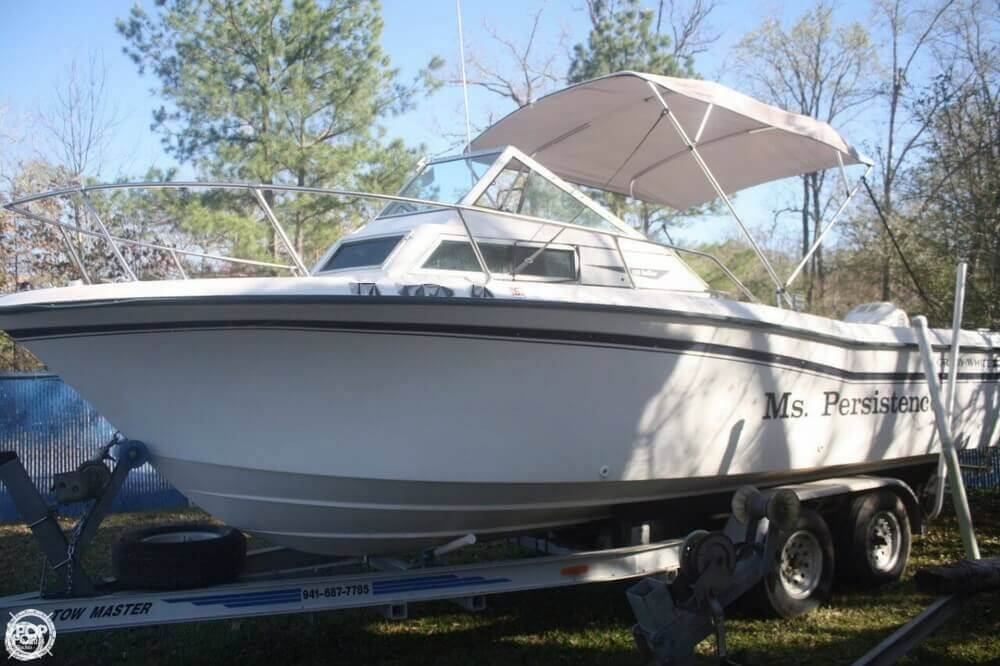 Grady-White 226 Seafarer 1982 Grady-White 226 Seafarer for sale in Lufkin, TX