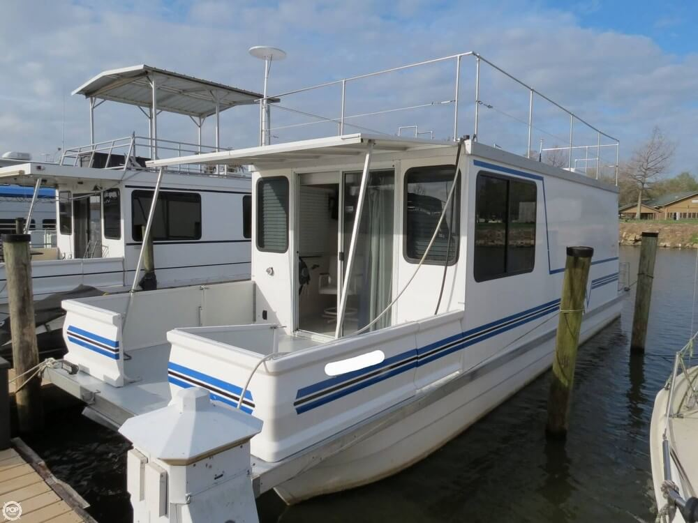 Catamaran Lil Hobo Vagabond 35 2002 Catamaran Lil Hobo Vagabond 35 for sale in Morgan City,, LA