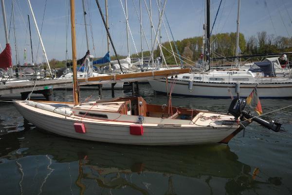 Folkboat Folkeboot