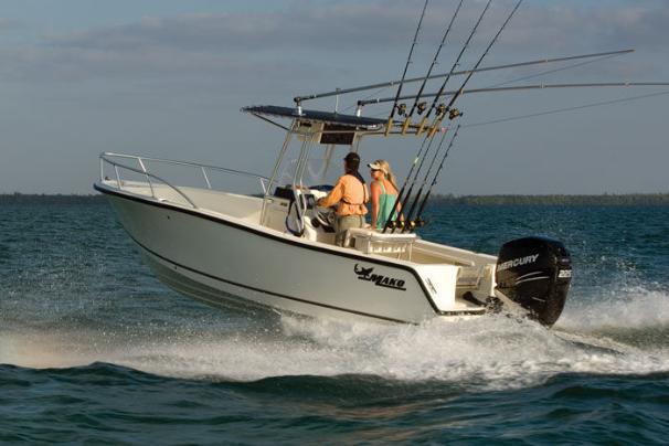Rough seas won't stop the 212 CC.