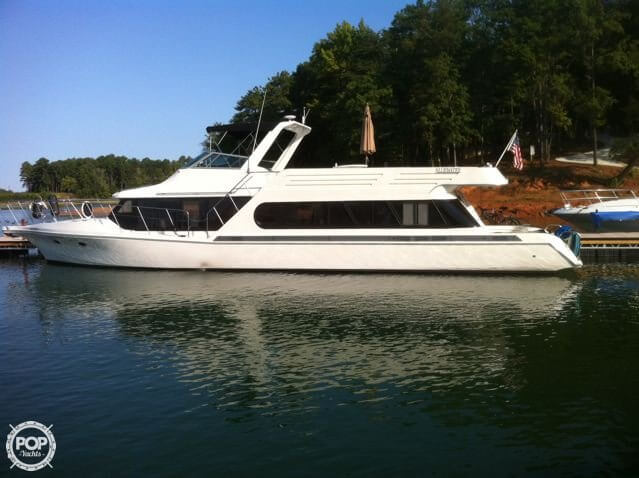 Bluewater Yachts 60C Diesel 1992 Bluewater 60C Diesel for sale in Flowery Branch, GA