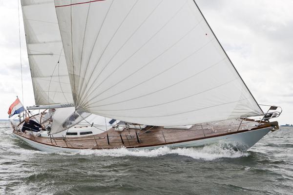 Bowman 44 Corsair