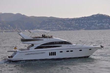 Princess 62 Flybridge Barcos En Venta