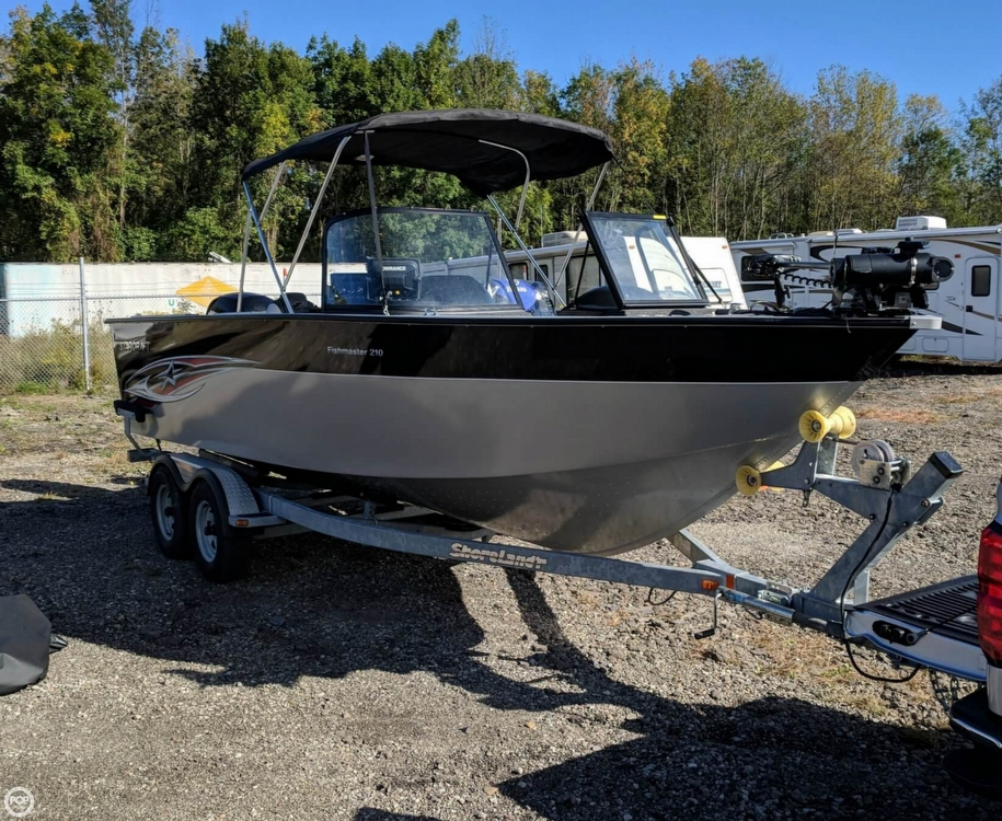 Starcraft Fishmaster 210 2015 Starcraft 21 for sale in Irving, NY