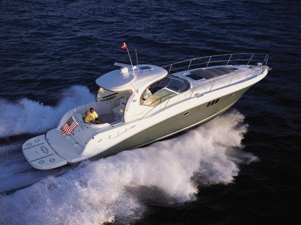 Sea Ray 44 Sundancer Manufacturer Provided Image