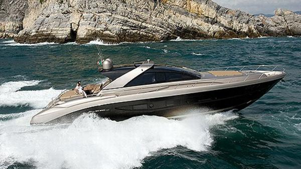 Riva Ego 68 Super On the water
