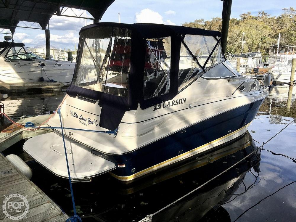 Larson Cabrio 240 Mid Cabin 2005 Larson 240 Cabrio for sale in Sanford, FL