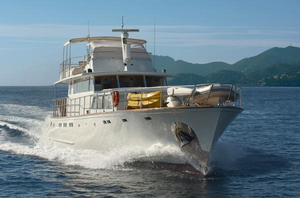 Custom Chantier de L'Esterel 25m