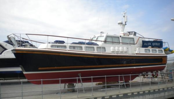 Nelson 45 Port side