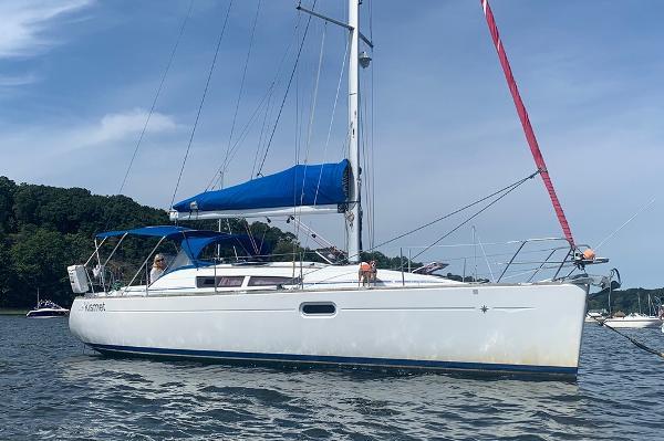 Jeanneau Sun Odyssey 36i Profile