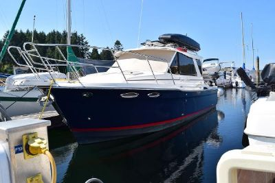 Cutwater 26 Bow on View