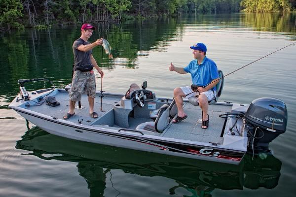 G3 Boats Eagle 166  Manufacturer Provided Image