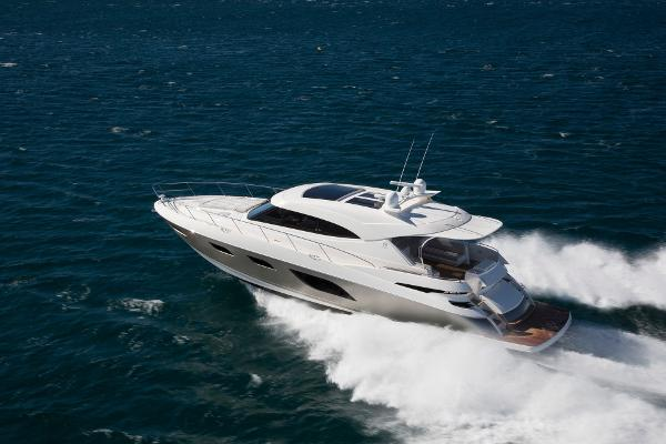 Riviera 6000 Sport Yacht Manufacturer Provided Image: Manufacturer Provided Image