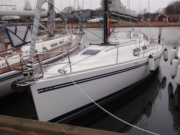 CR Yachts 360