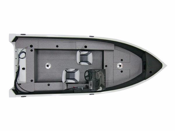 Alumacraft Escape 165 CS