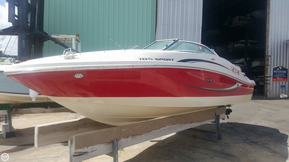 Sea Ray 185 Sport 2008 Sea Ray 185 Sport for sale in Lantana, FL