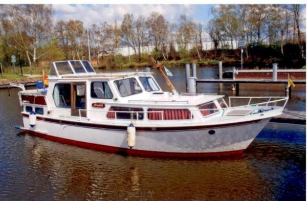 Motoryacht Stabila GS/AK