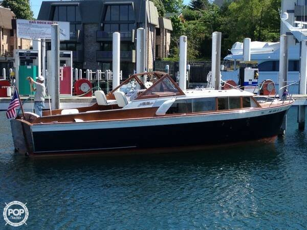 Chris-Craft 32 Sea Skiff 1960 Chris-Craft 32 Sea Skiff for sale in Charlevoix, MI