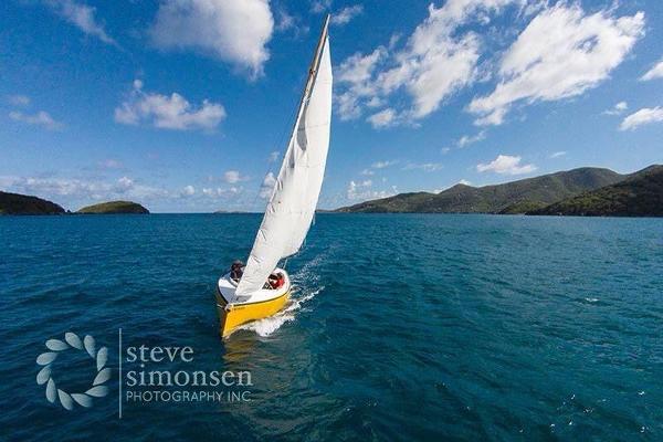 Native Island Sloop