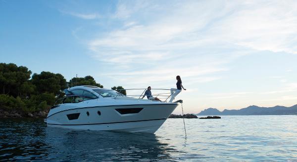 Beneteau Gran Turismo 40 Manufacturer Provided Image