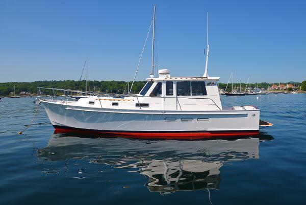 Freedom Yachts Legacy 40