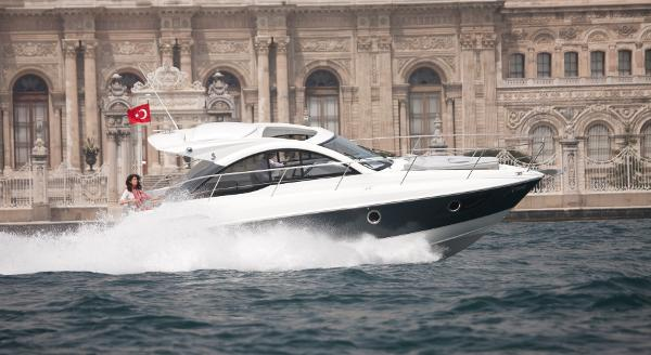Beneteau Gran Turismo 35 Manufacturer Provided Image