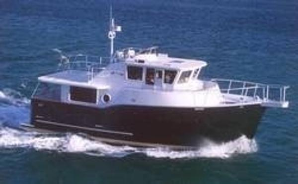 43 NOVA SCOTIA Performance Trawler