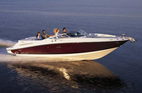 Sea Ray 250 Select EX Manufacturer Provided Image