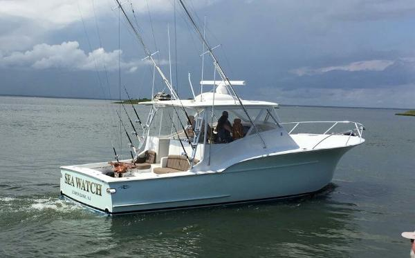 Jersey Cape Devil 40 Express Profile