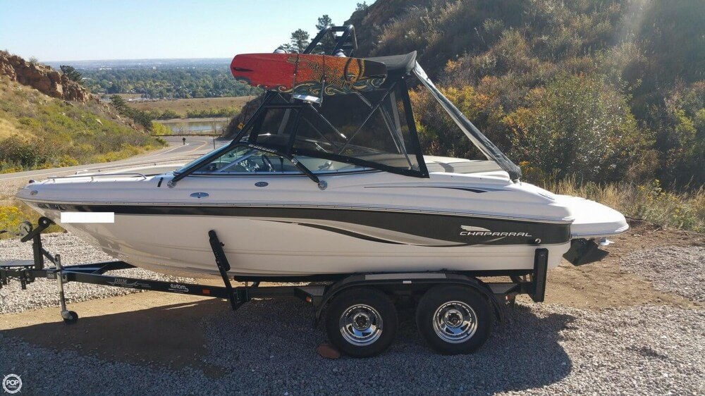 Chaparral 204 SSi 2004 Chaparral 204 SSi for sale in Fort Collins, CO
