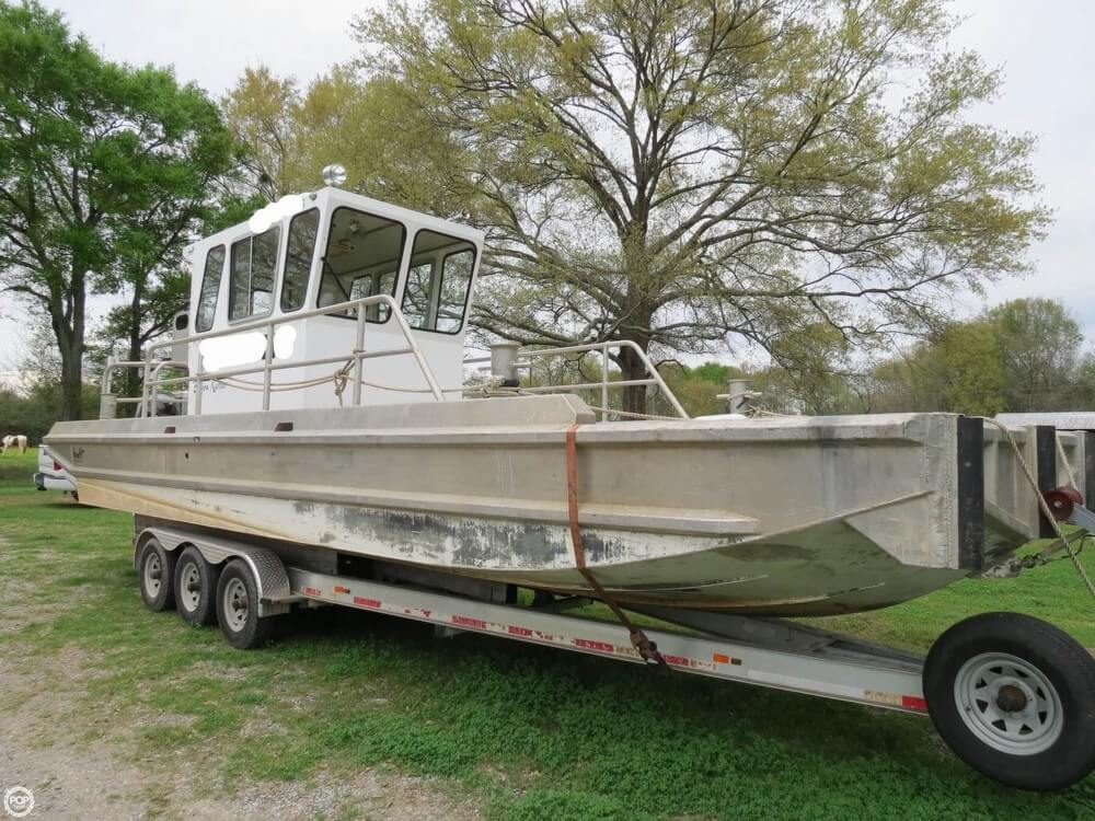 Hankos 30 Vee Barge 2010 Hankos 30 Vee Barge for sale in Lafayette, LA