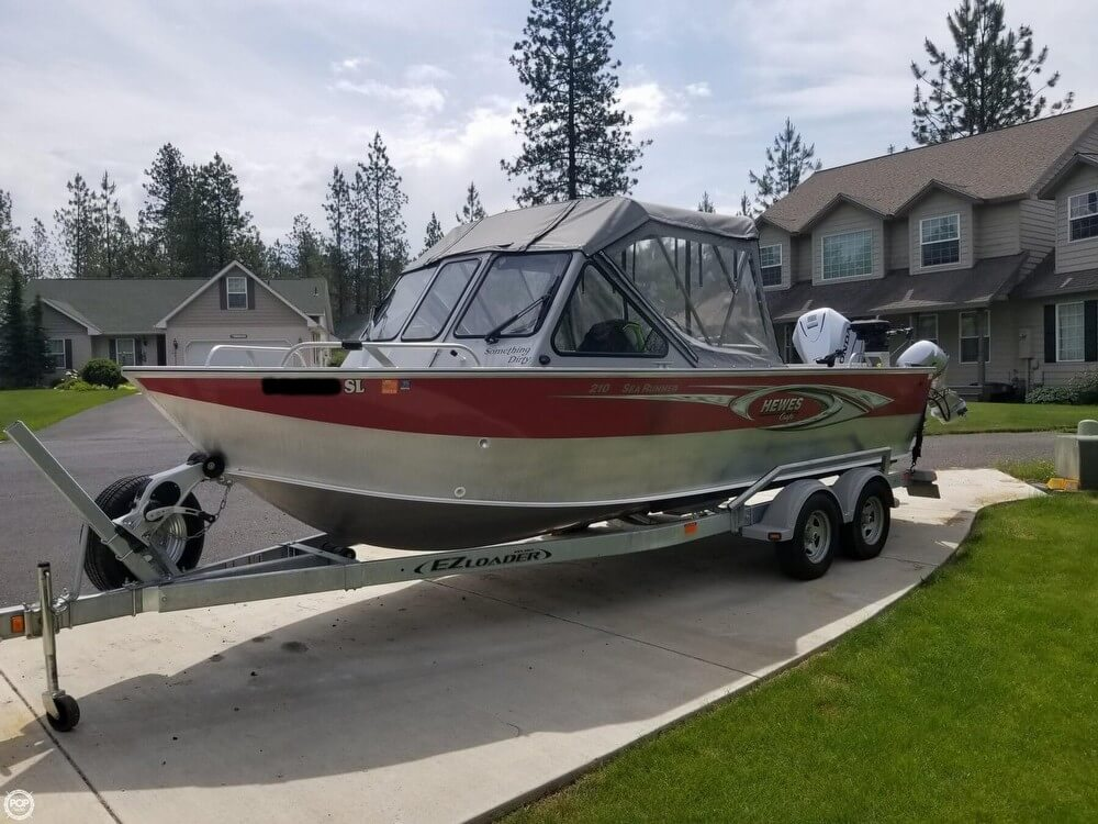 Hewes 210 Searunner 2016 Hewes 210 Searunner for sale in Colbert, WA